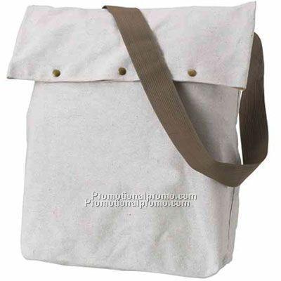 eaf5a1a16b00 Canvas School Bag - Unprinted