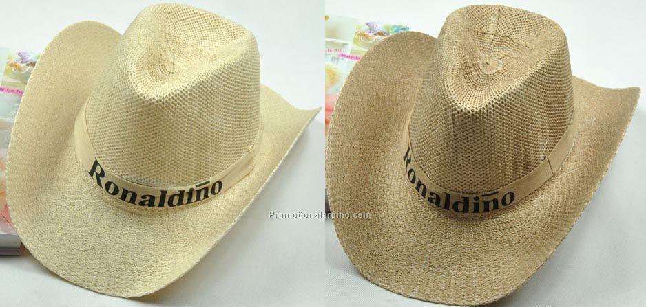 af864c1cdedf2 Promotional straw hat