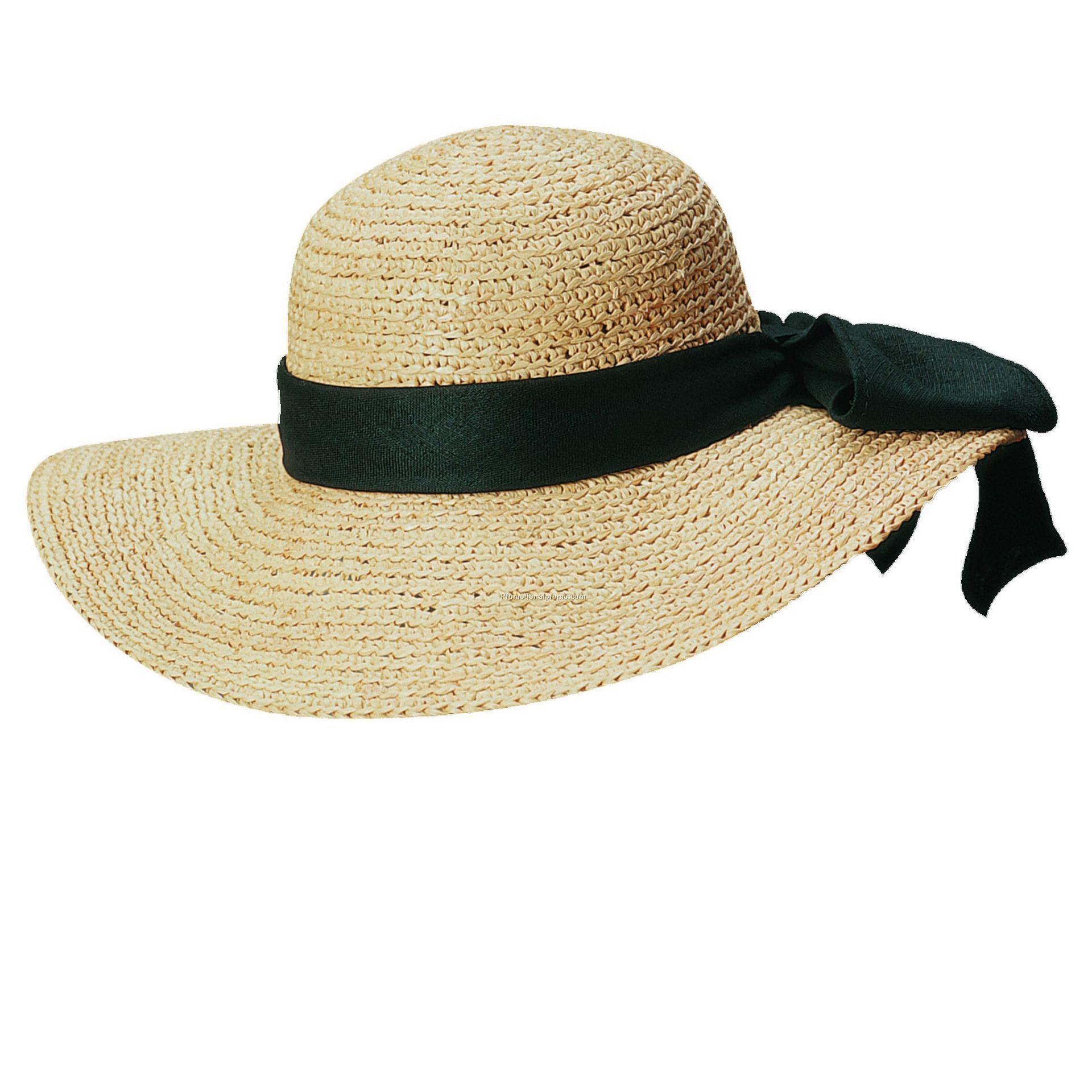 lady straw hat china wholesale