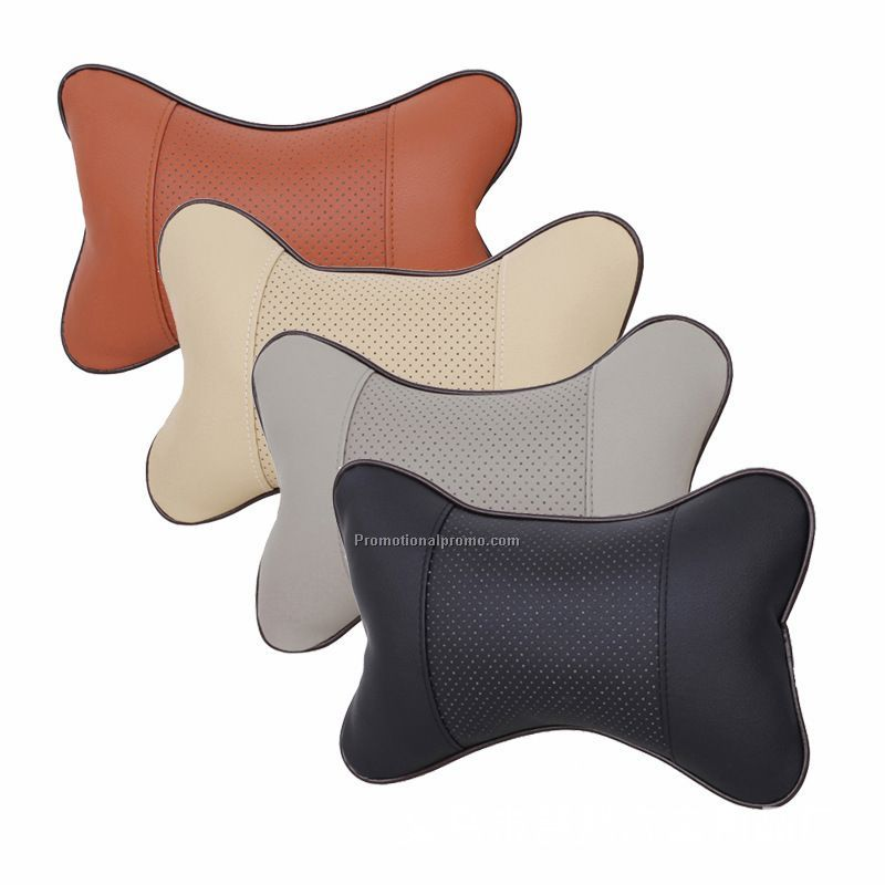 PU car seat neck rest pillow