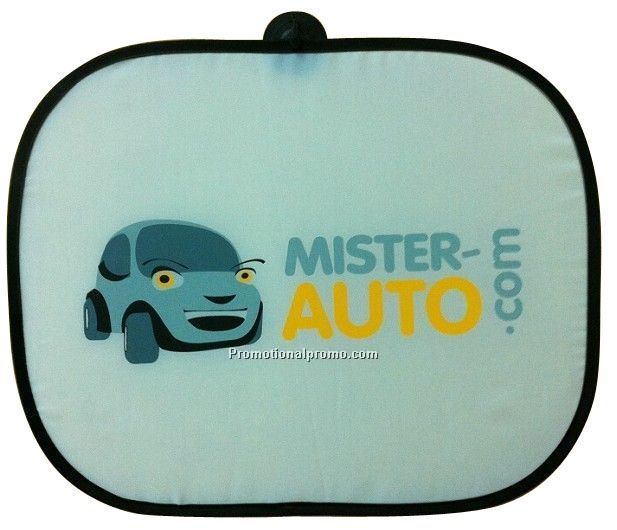 Mini Polyester Car Sunshade