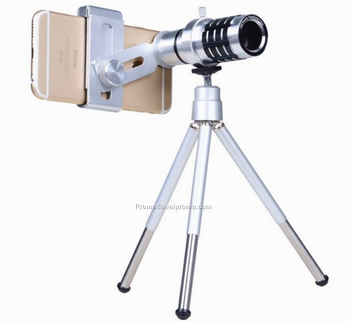 universal 12X  telephoto lens for Mobile phone