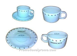 Cup and saucer sets