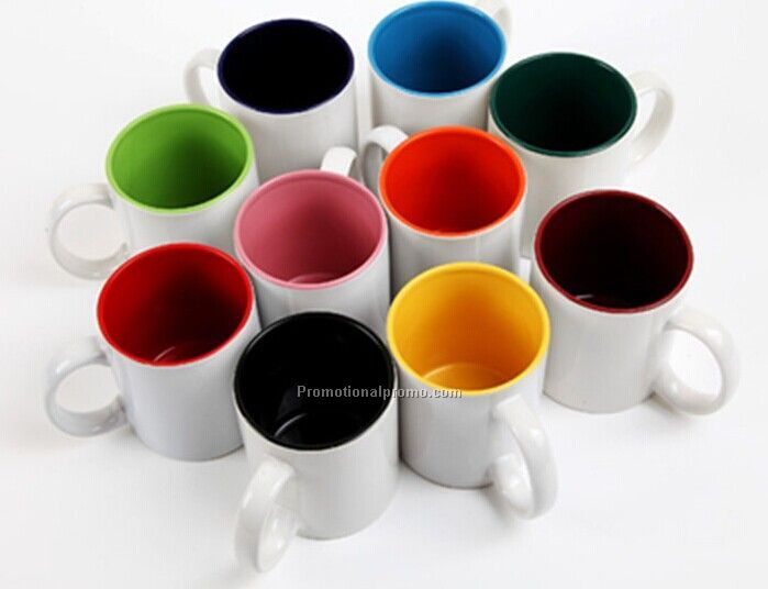 11oz/300ml Inside Color Ceramic Mug