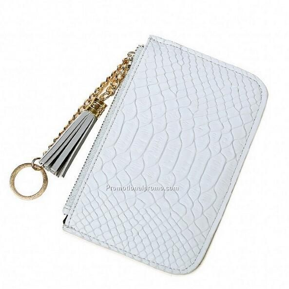 Coin Purse Women Card Holder Zipper Key Ring Women Bag