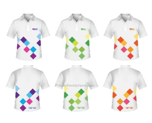 Promotional Cotton Polo T shirt