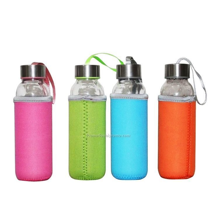 Custom Neoprene can holder for different bottle