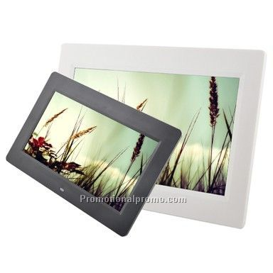 Hot selling digital photo frame, OEM logo frame, multifunction digital frame