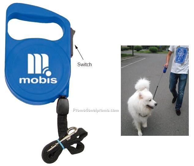 Plastic Retractable Dog-leash