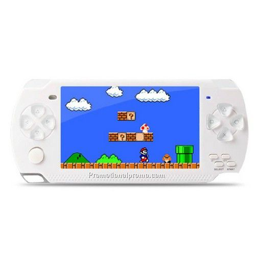 Handheld video game player for kids