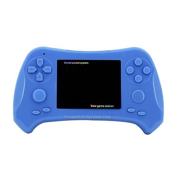 Handheld video game player, new arrival