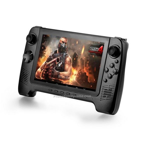 High-end handheld video game player
