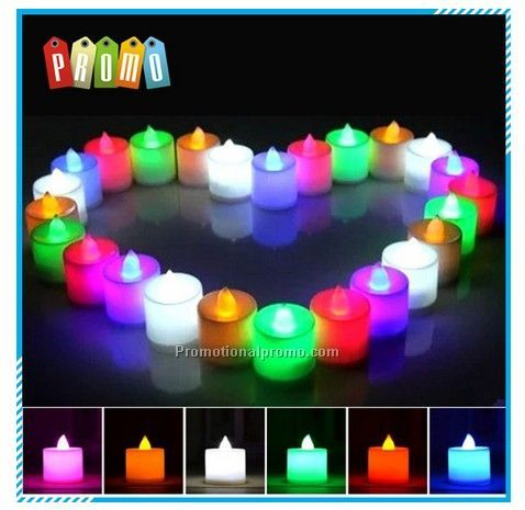 Flameless Electronic Led Candle For Christmas