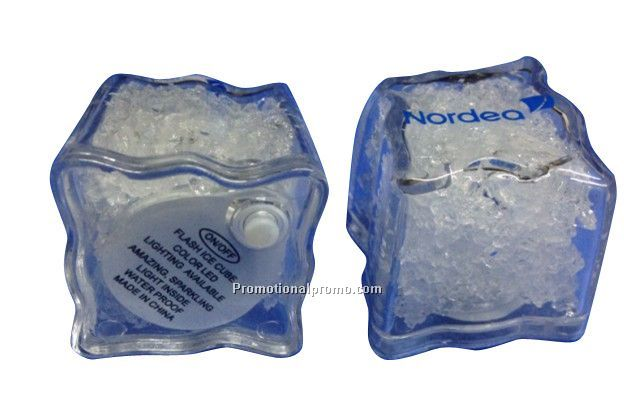 3 Function light Up Ice Cube