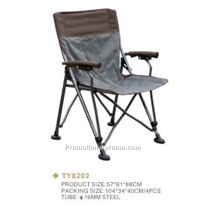High-end custom beach chair, oem folding chair