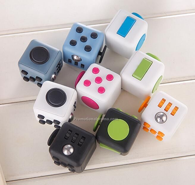 Christmas Gift Stress Release Magic Fidget Cube