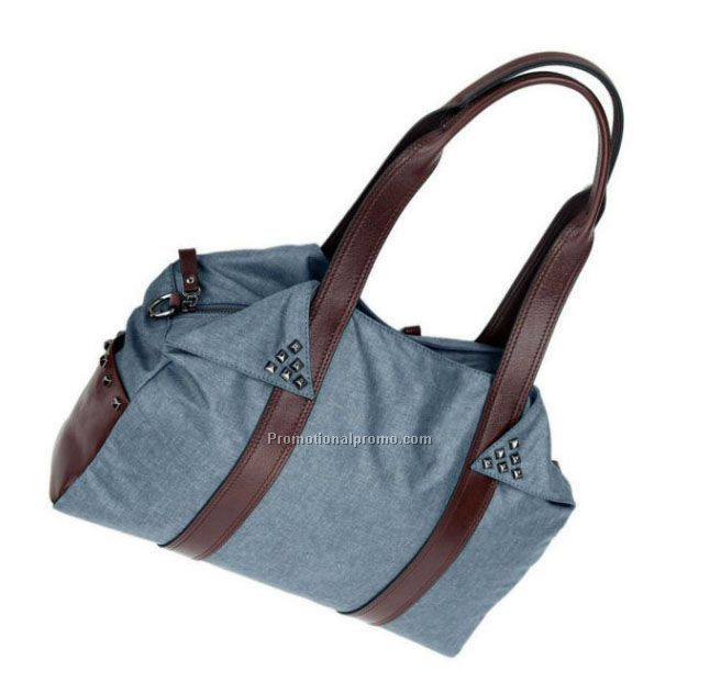 waterproof leather shoulder bags/lady multifunction handbags