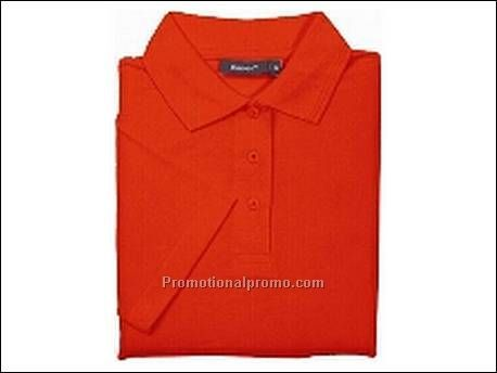Hanes Top Polo Elegance, Orange