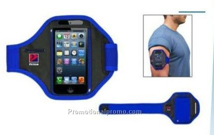 Neoprene sports arm bag, Smart Phone Arm bag
