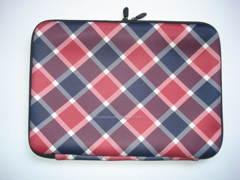 Promotional Laptop sleeve neoprene bag with zipper
