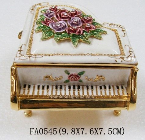 Antique Piano Jewelry Box With Music China Wholesale Apj11067