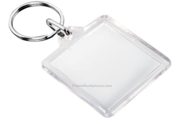 Plastic Key Chain