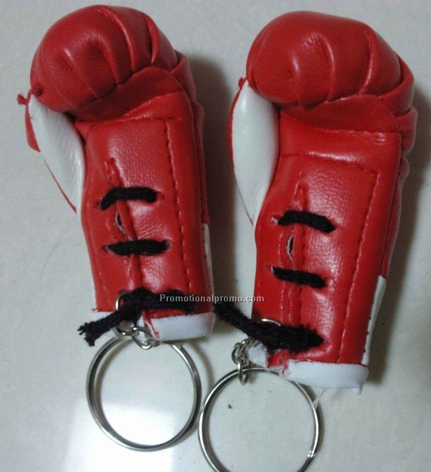 Boxing Glove Key Chain