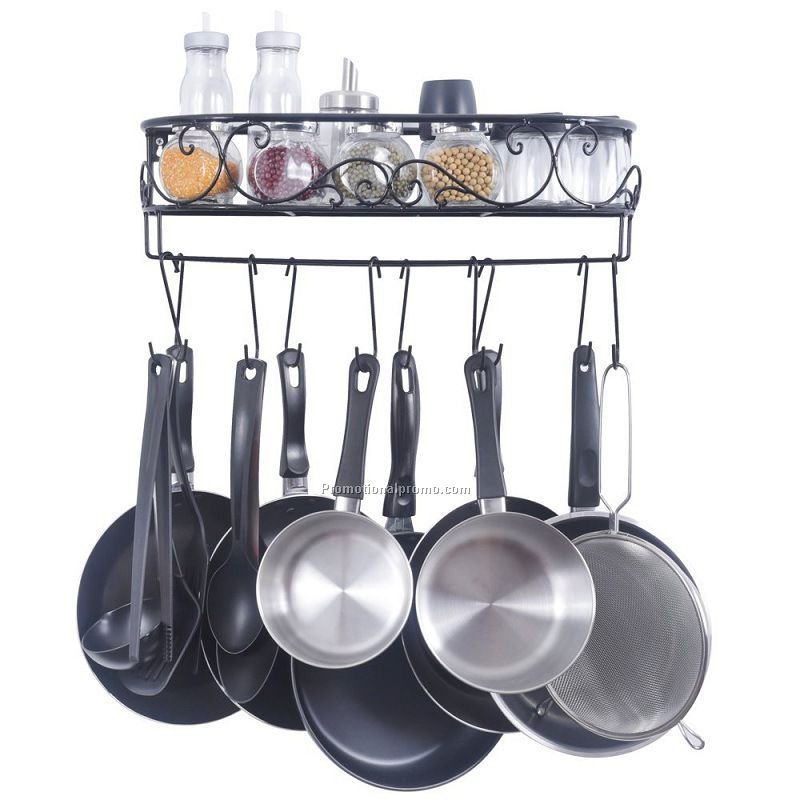 High quality fashion kitchen storage rack