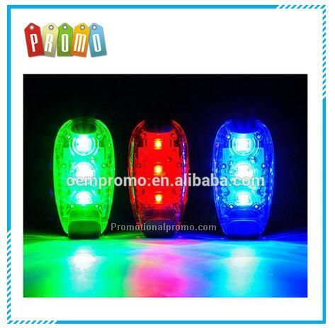 LED Safety Light Clip On Strobe High Visibility Running Light for Runners, Dogs, Bike