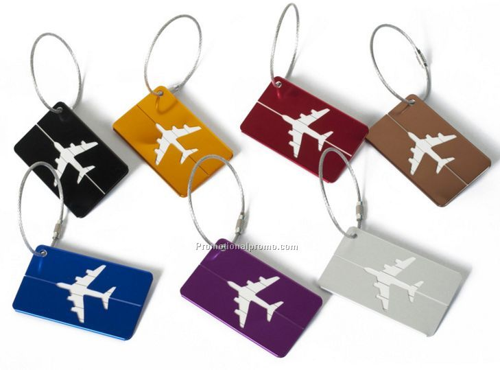 FC Suite Luggage Tag