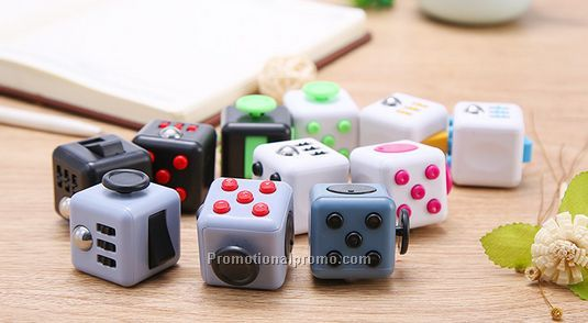 6sides 33mm Fidget Cube,finished products ready for shipment