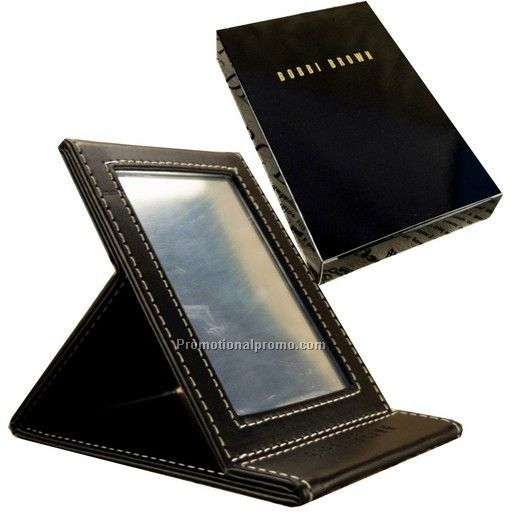 PU Foldable Comestic Mirror