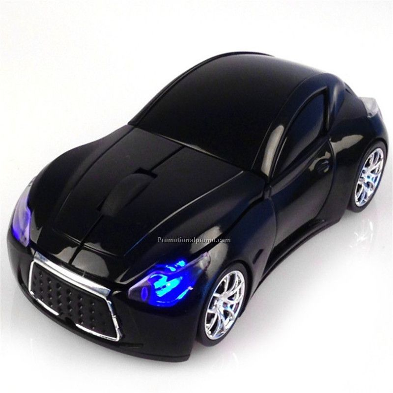 Custom 2.4Gh Wireless Car Mouse