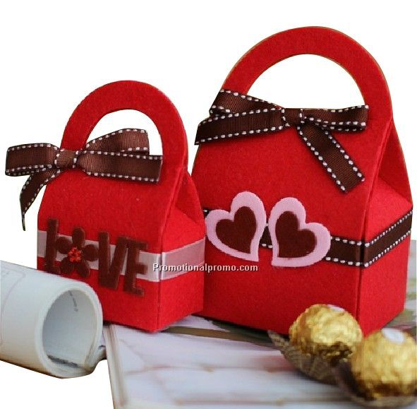 Loot Bag Candy Box