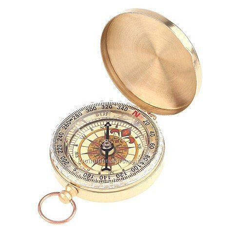 In stock item pocket compass