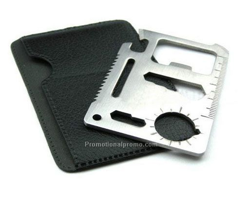 Multi Functional Tool Card