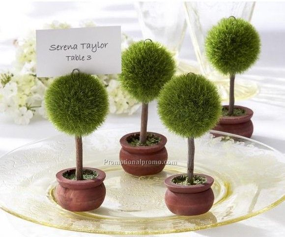 Hot Sale Topiary Place Card Holder