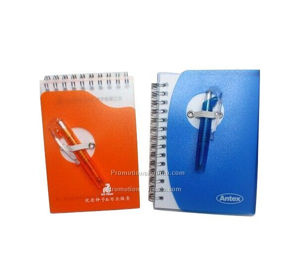 Notepad with ballpen Set