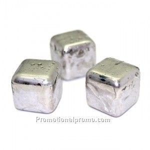 New Cool Stainless Steel Ice Cube
