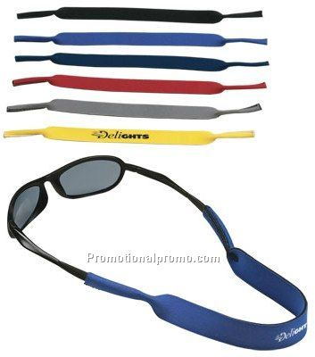 Neoprene Sport Eye Glass Retainer, Sunglass strap