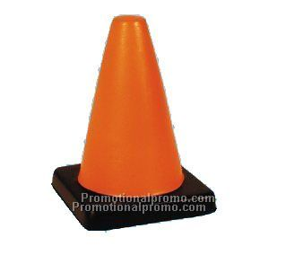Traffic Cone pu stress ball