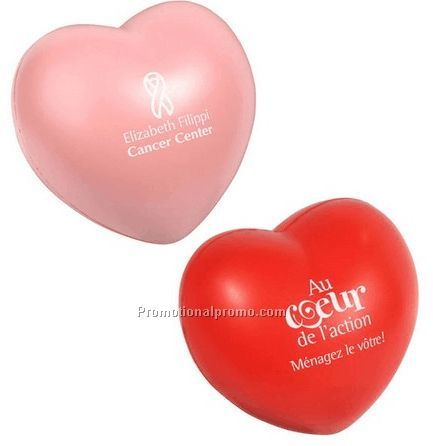 Heart Shaped PU Stress Ball For Promotion,Stress Toy
