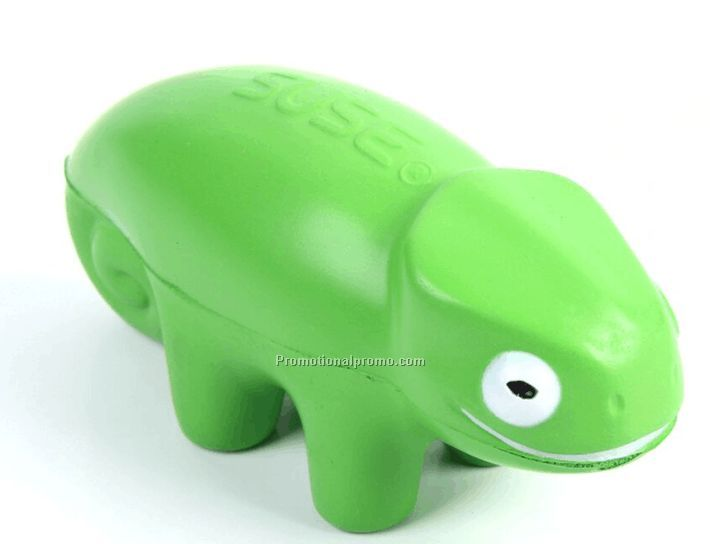 Chameleon pu stress reliever