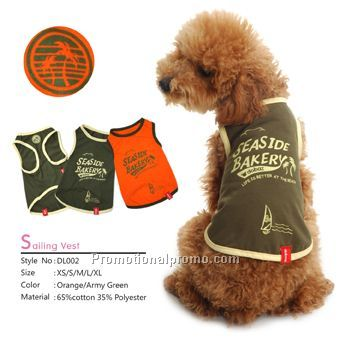 Pet Clothes - Dog vest