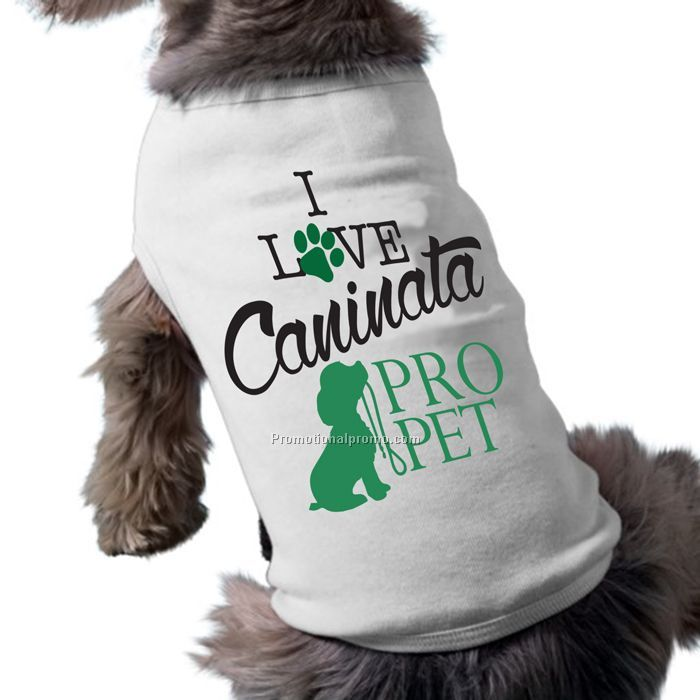 Nice dog T-Shirt with logo