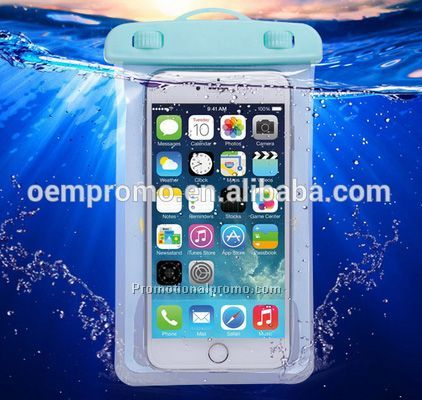 Hot sale pvc waterproof phone pouch