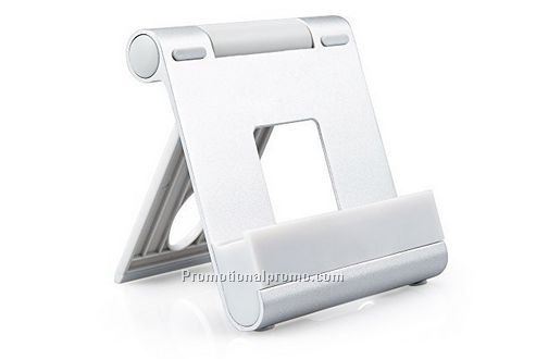 Multi-function Aluminium holder for Mobile Phone, computer and tablet PC