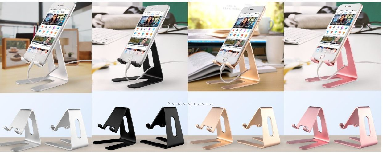 ulti-function Aluminium holder for Mobile Phone, computer and tablet PC