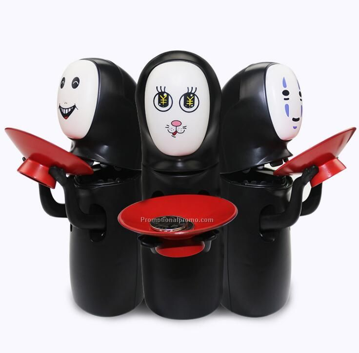 Hottest Spirited Away Spirited off Kaonashi No Face Bank Money Box