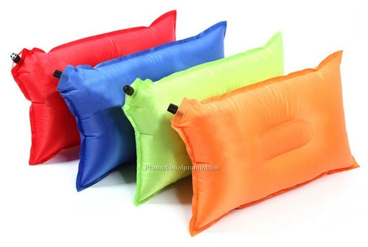 Wholesale Self Automatic Inflatable Pillow, Camping Travel Automatic Inflatable Pillow